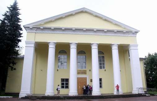 Жители подмосковного Сергиева Посада встревожены судьбой дворца культуры