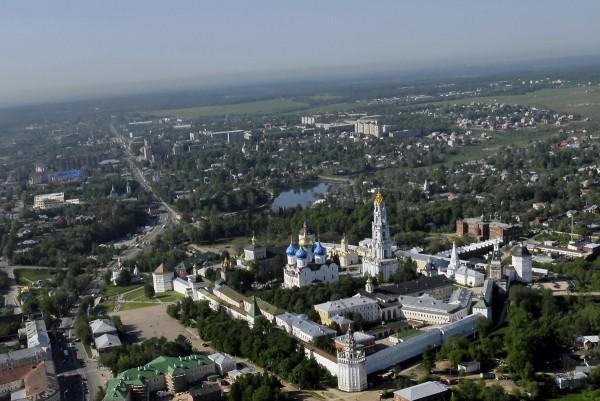 Сергиев Посад: от «православного Ватикана» к «медленному городу»